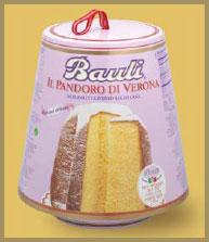Традиционный итальянский рождественский десерт