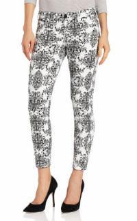 black-white-print-jeans