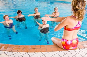 Water-Aerobics-Routines