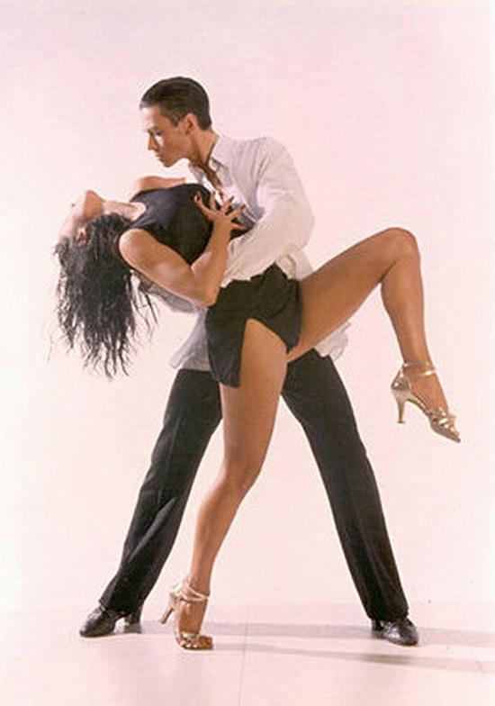 Секс танцоры