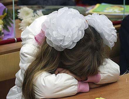 стресс у ребёнка