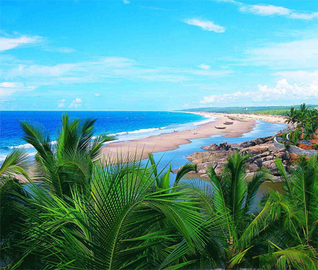 Kerala-Beach-India