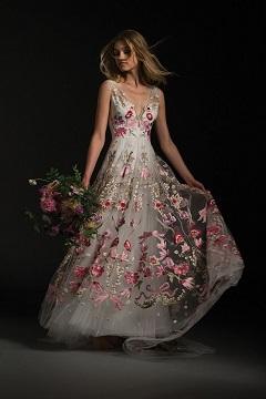 платье золушка