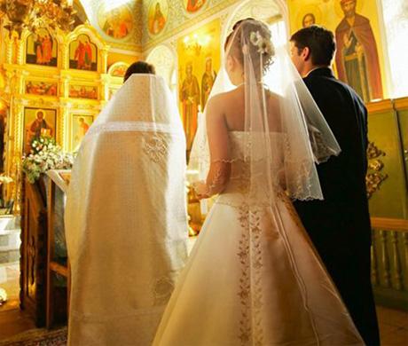 правила венчание в церкви