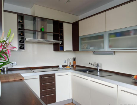 modular-kitchen-contains-pre-made-cabinet-parts