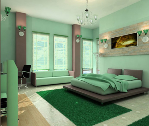mint-green-bedroom