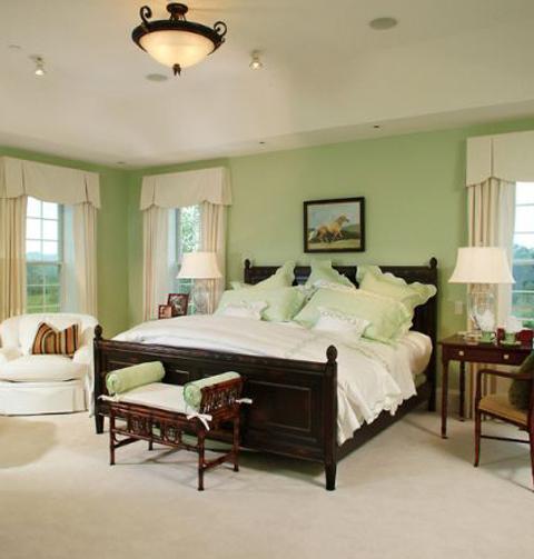mint-green-walls-bedroom