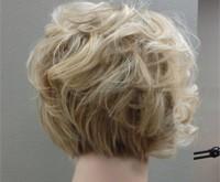 Правильная укладка тонких волос