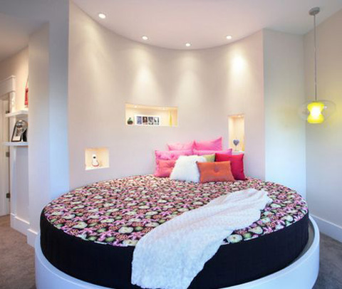 bed-bedroom-romantic-round