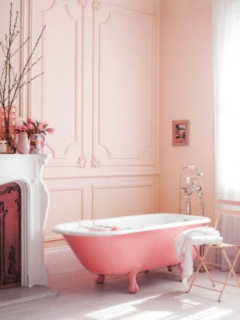 freestanding-tub-pink-bathroom