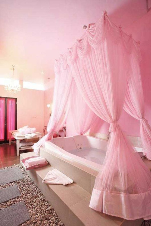 pink-bathtub-canopy-bathroom