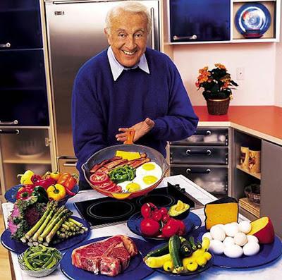 Низкоуглеводная диета доктора Аткинса