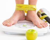 Как потерять килограмм в неделю