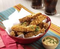 Рецепт - жареное куриное филе