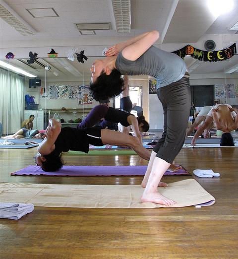 Изучите йогу для беременных