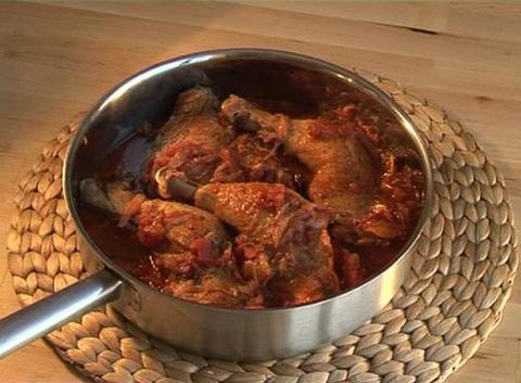 Рецепт курицы по-охотничьи