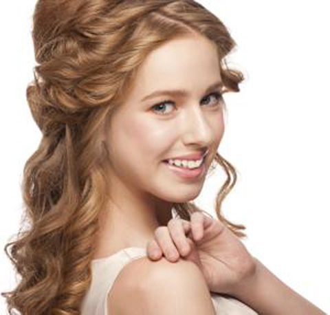 hairstyles-for-women-half-up-half