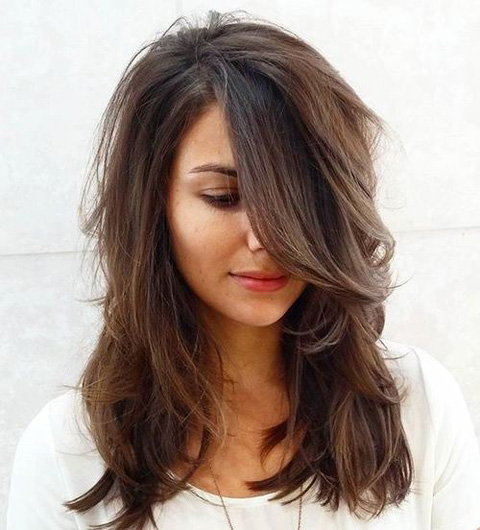 layered-haircut-for-thick-hair