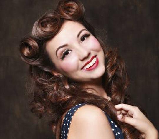 womens-hairstyles-1950-sweet-beautiful