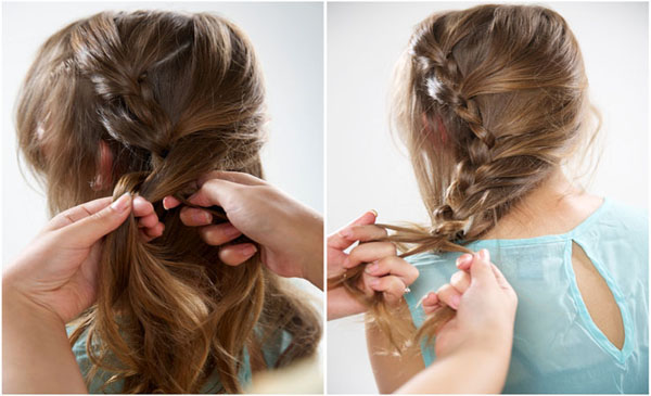 hairstyle-to-prom-side-swept-braids