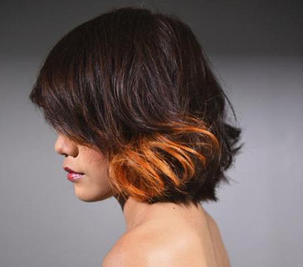 orange-highlights-hair