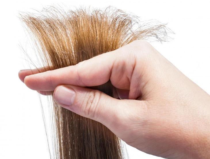 использование арганового масла для волос