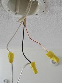 временная установка светильников