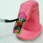 ремонт акриловых ногтей