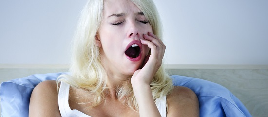 недосып у женщин