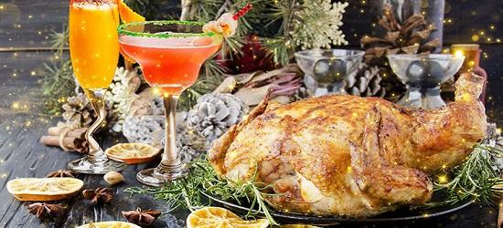 праздничная пища