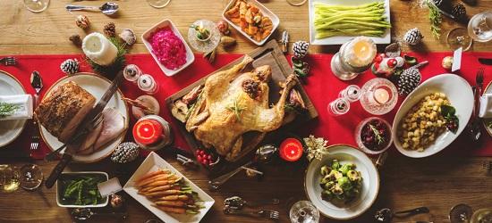 еда на праздник