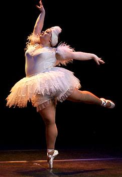похудение балетом