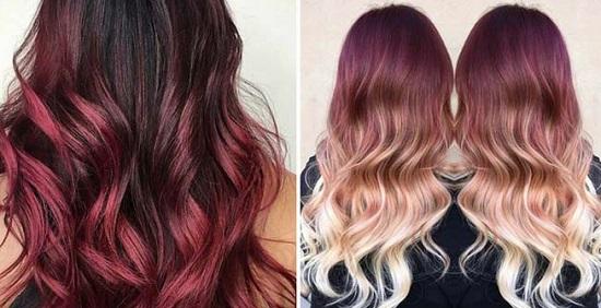 самый необычный цвет волос