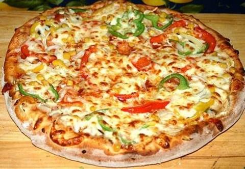 Любимое блюдо пицца