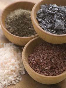 виды пищевой соли