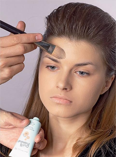 как делать хороший макияж