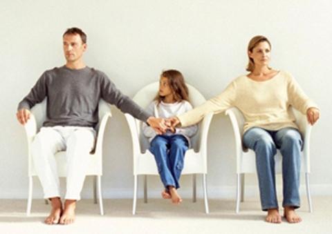 отношения с детьми после развода