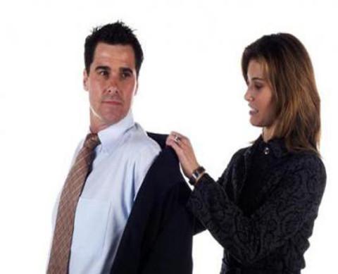 ухаживать за мужем
