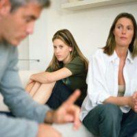 синдром родительского отчуждения