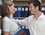 романтические отношения на работе