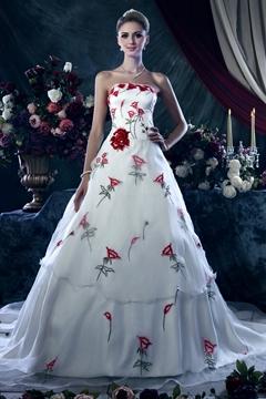 уникальные свадебные платья