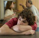 реакция детей на развод родителей