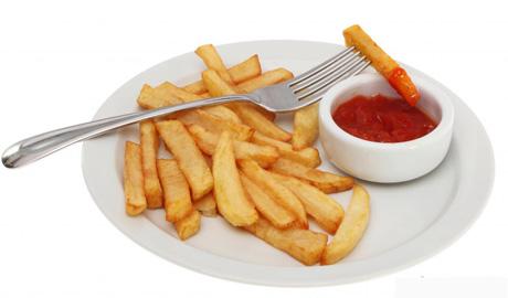 картофель стейк фри