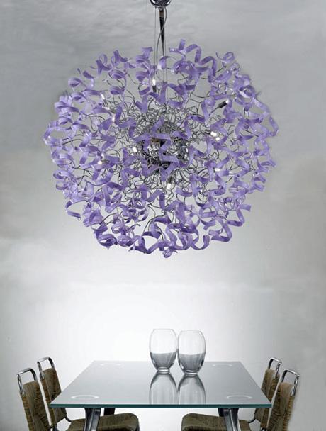 свет в столовой