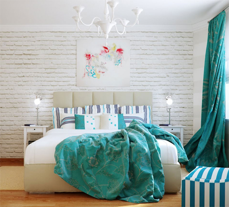 ideas-turquoise-wall