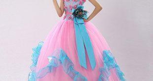 тематические свадебные платья