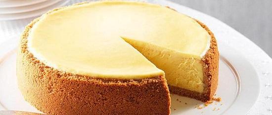 пирог чизкейк