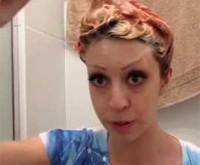 красить волосы без химии