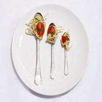 контролировать порции еды