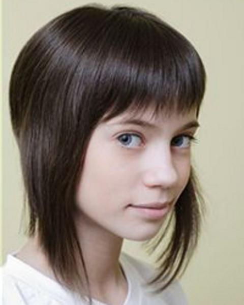 модные стрижки на прямые волосы